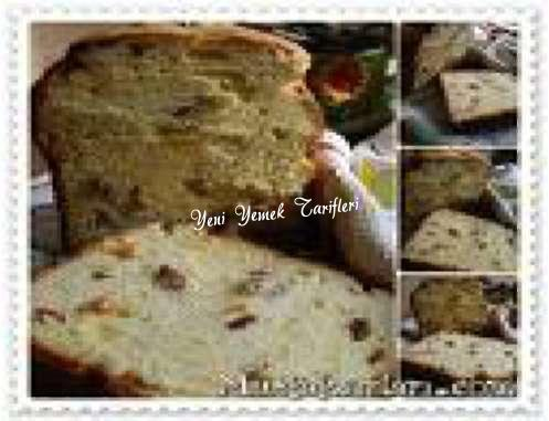Üzümlü Ekmek Tatlısı