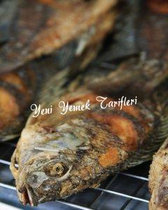 Balık Pişirme Tekniği