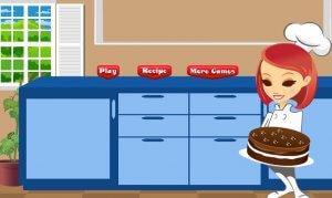 Çikolatalı Kek oyunu