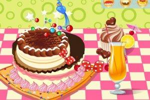 Doğum Günü Pastası Hazırlama Oyunu