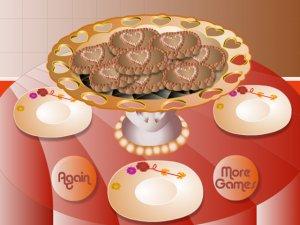 Çikolatalı Kek Hazırlama Oyunu