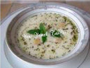 Yoğurtlu Çorba