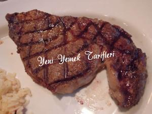 Peynirli biftek