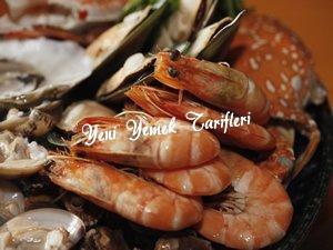 Deniz Ürünleri Yemekleri