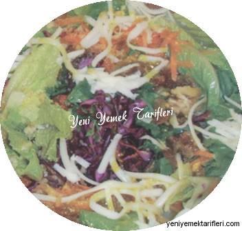 Hardallı Salata