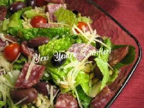 İtalyan Salatası