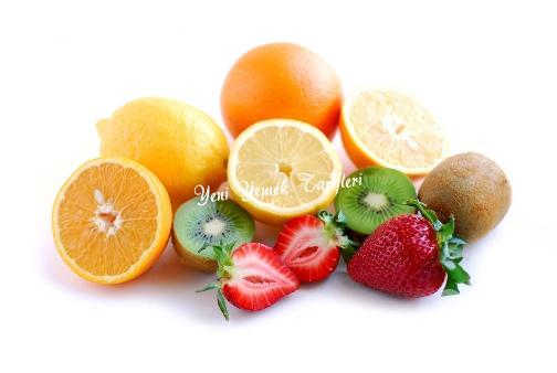 Mutluluk Veren Meyveler