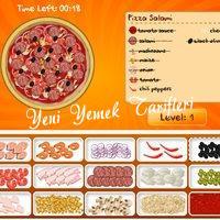 Pizza Ustası Oyunu