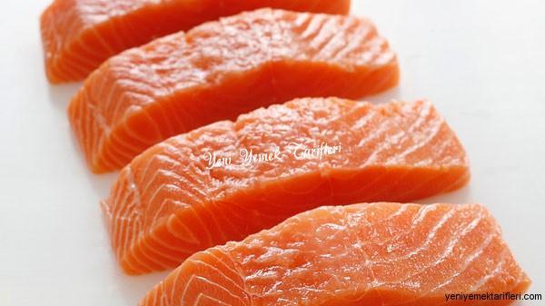 Norveç Somon Balığı Türlüsü